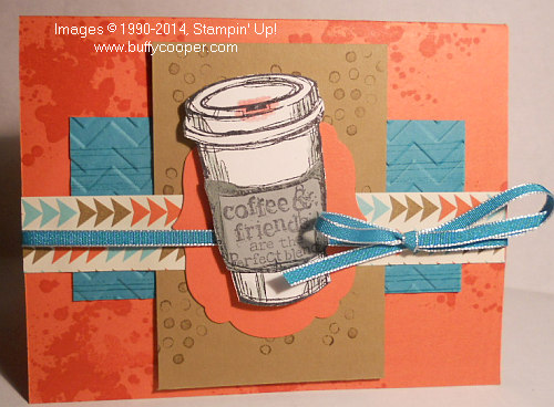 #Stampin'Up!, #PerfectBlend, #CraftProjectCentral