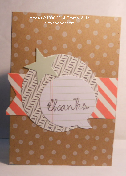Hip Hip Hooray, Stampin' Up! card kits