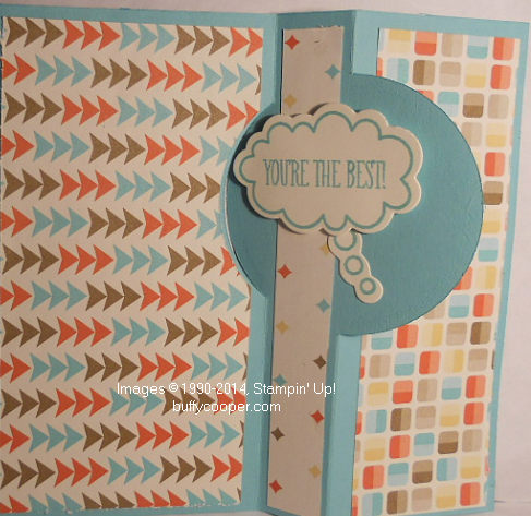 Stampin' Up!, Just Sayin'