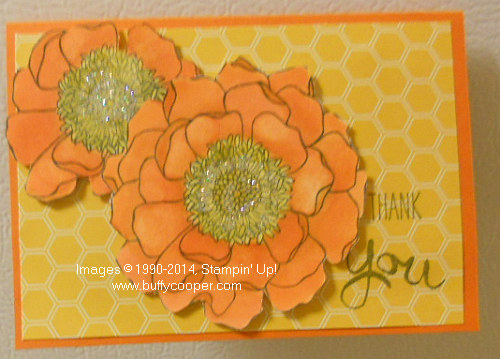 Stampin' Up!, Annual Catalog, Blendabilities