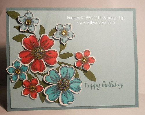 Current products, Stampin' Up!, Blendabilities, Sneak Peeks