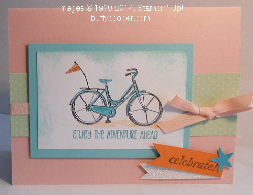 Stampin' Up!, Life's Adventure, And Many More