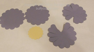 Spring Flowers, Stampin' Up!