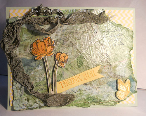 Bloom with Hope, Stampin' Up!