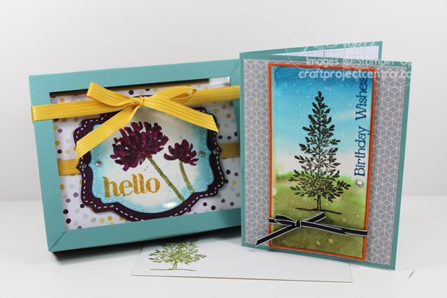 Stampin' Up!, Watercolor, Craft Project Central