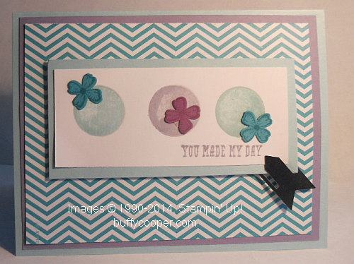 Challenges, Stampin' Up@