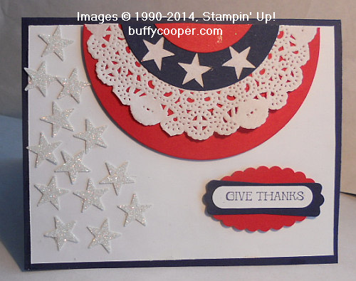 Independence Day, Stampin' Up!, And Many More