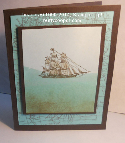 Stampin' Up!, The Open Sea