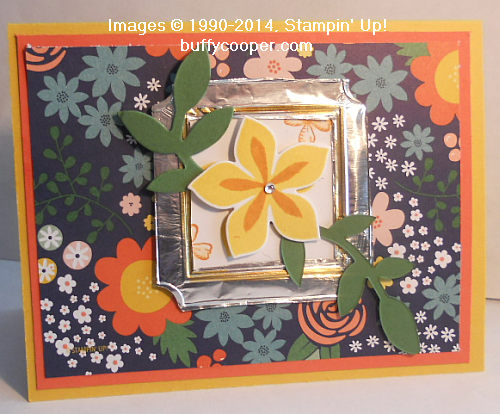 Stampin' Up!, Flower Pot, Flower Patch