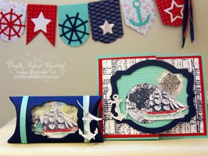 The Open Sea, Stampin' Up!, Craft Project Central