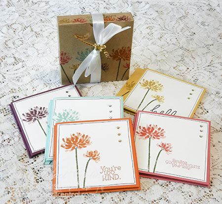 Too Kind, Stampin' Up!, Craft Project Central
