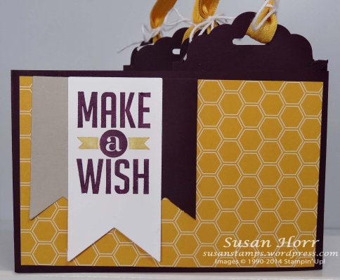 Susan's Blog, Stampin' Up!