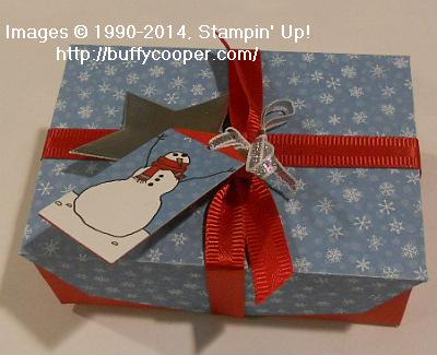 Gift Card Envelope, Stampin' Up!