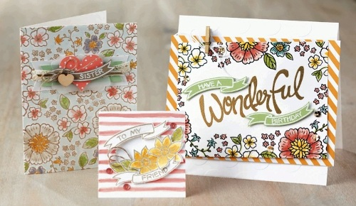 You're wonderful, Stampin' Up!