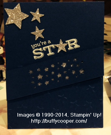 Stampin' Up!, Be the Star, Pictogram Punches