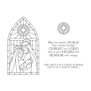 Gentle Peace, Stampin' Up!