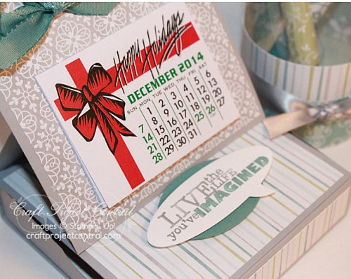 Stampin' Up!, All Is Calm, Craft Project Central