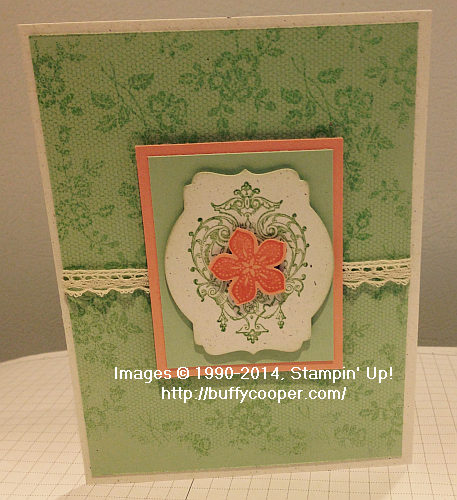 Lovely Romance, Stampin' Up!