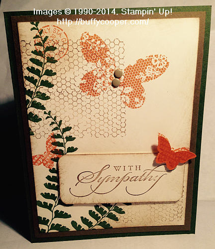 Stampin' Up!, Butterfly Basics