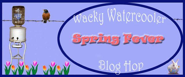 Watercooler Blog Hop, Stampin' Up!