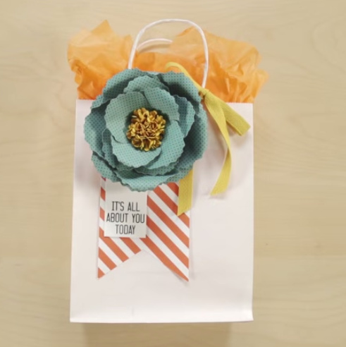 Build a Bouquet, Stampin' Up!