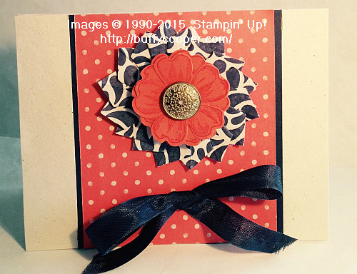 Wacky Watercooler Blog Hop, Stampin' Up!