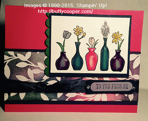 Challenges, Stampin' Up!