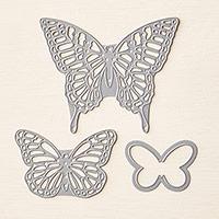 Butterflies, Stampin' Up!