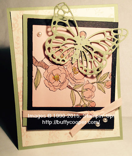 Stampin' Up!, Indescribable Gift, CPC46