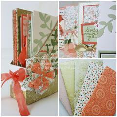 Lovely Amazing You Cards & Holder