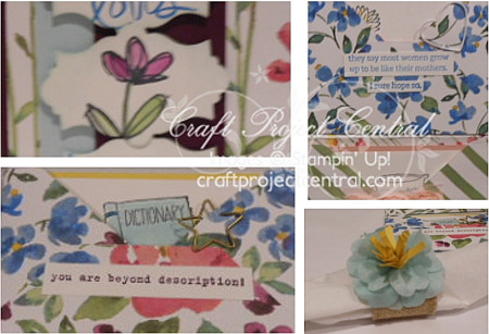 Mother's Day, Stampin' Up!, Craft Project Central