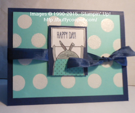 Stampin' Up!, Cheerful Critters