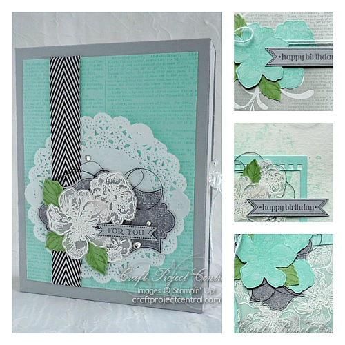 Everything Eleanor, Stampin' Up!, Craft Project Central