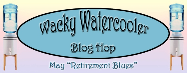 May Retirement Blues Banner
