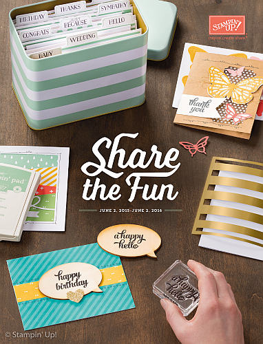 Annual Catalog, Stampin' Up!