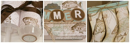 By the Tide, Stampin' Up!, Craft Project Central