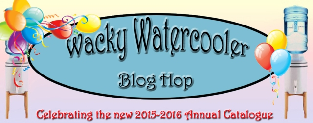 Watercooler Hop, Stampin' Up!