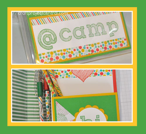 Stampin' Up!, Craft Project Central