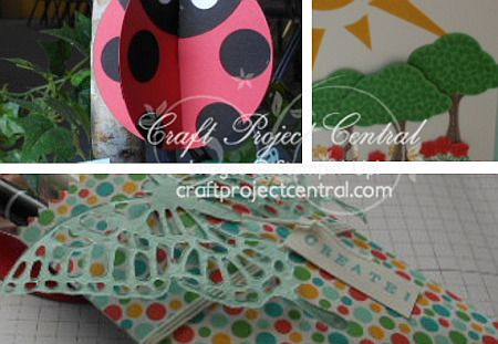 Stampn' Up!, Craft Project Central