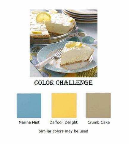 WCC26, Color Challenge