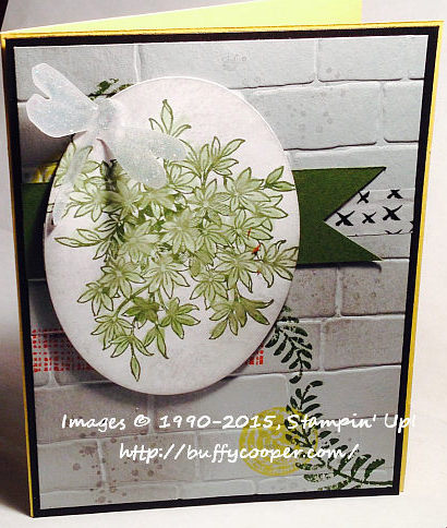 CCMC365, Stampin' Up!, Awesomely Artistic