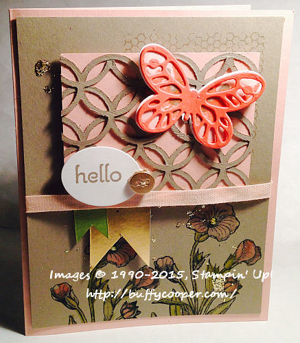 Watercolor Wings, Butterfly Basics, Stampin' Up!
