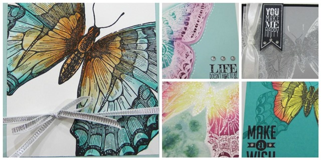 Swallowtail, Stampin' Up!, Craft Project Central