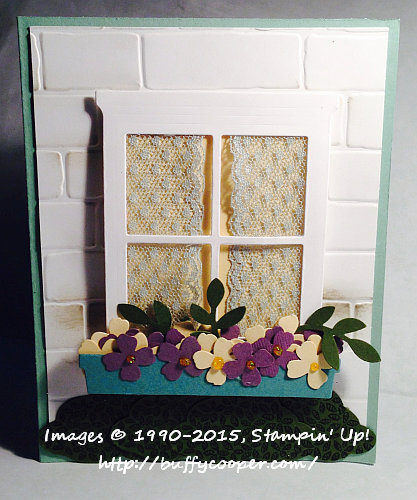 Hearth & Home, Sprinkles of Life, Stampin' Up!