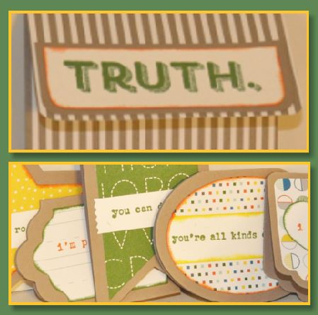 Stampin' Up!, Words of Truth, Craft Project Central