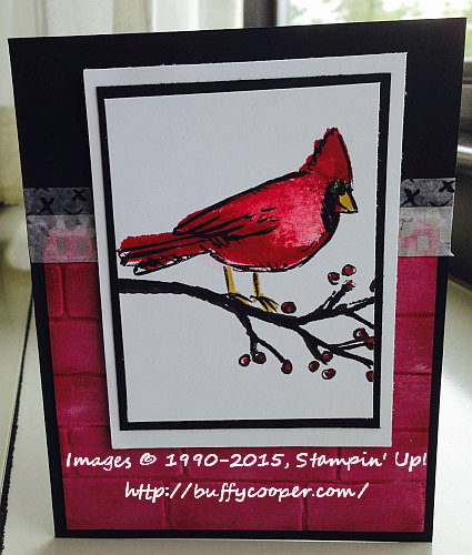 Joyful Season, Stampin' Up!