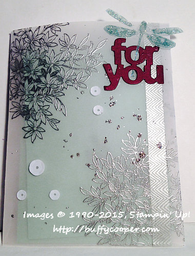 Awesomely Artistic, WWC35, Stampin' Up!