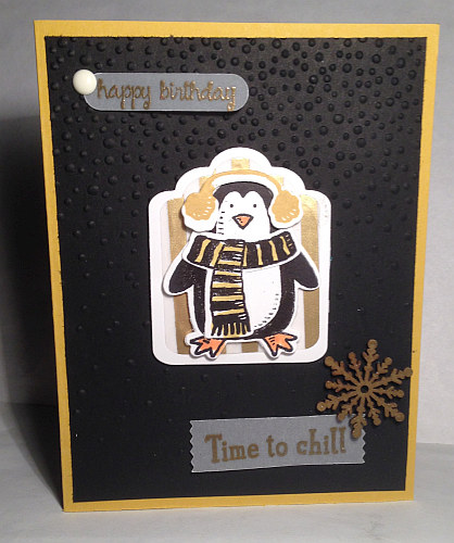Snow Place, Stampin' Up!