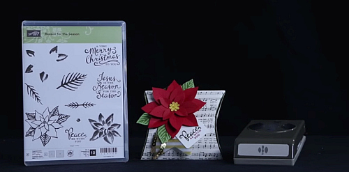 Festive Flower Punch, Stampin' Up!