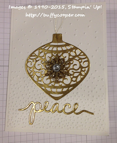 Stampin' Up!, Watercooler Blog Hop